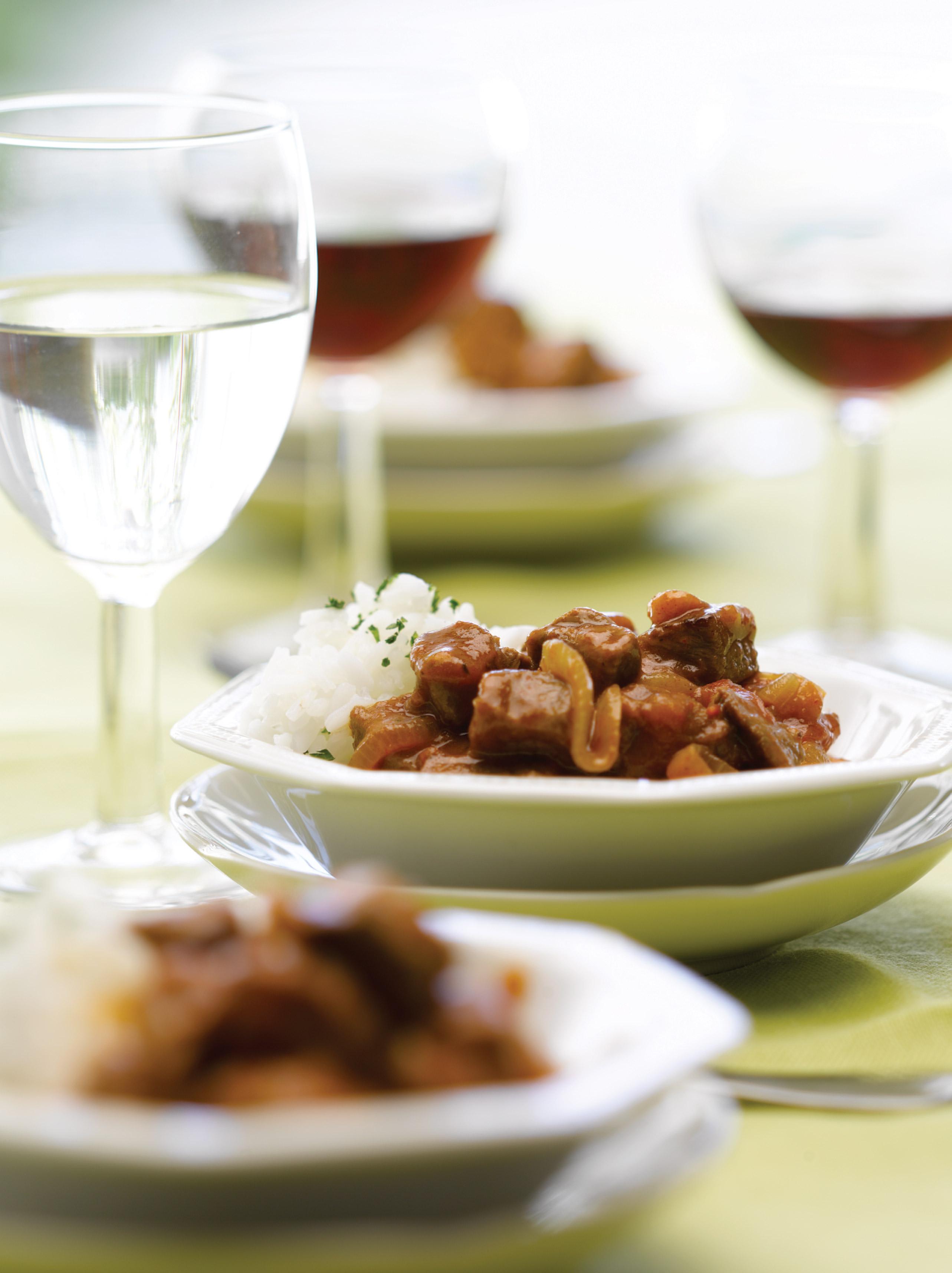 Goulasch for Essen proveedores