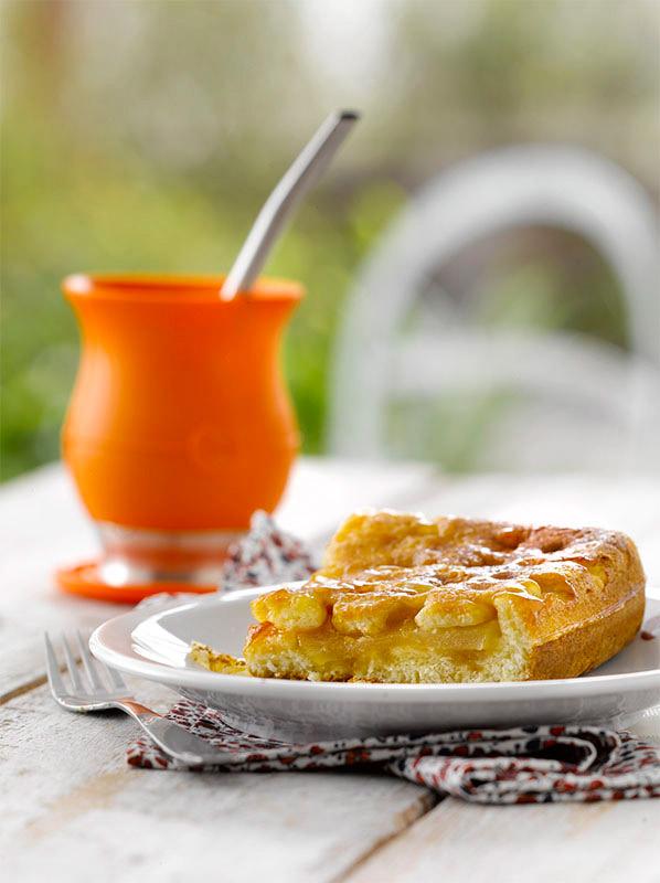 Pasta frola de manzana y pera for Essen proveedores
