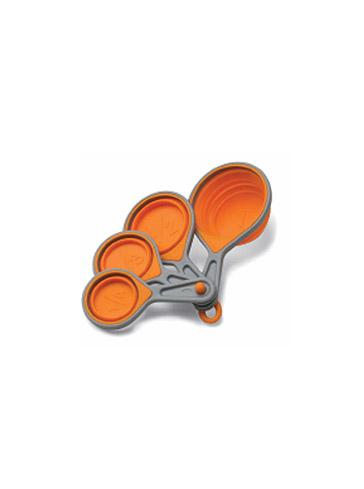 Tazas medidoras de silicona plegables for Essen proveedores